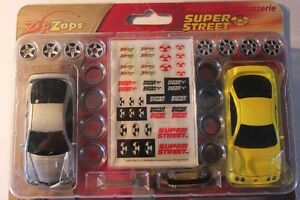 2002 ZIP ZAPS SUPER STREET BODY KITS 4 CARS (VIEW OTHER ADS)