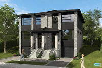 Beautiful luxury homes in the heart of Pointe-Claire
