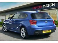 2014 BMW 1 Series 120D M SPORT Hatchback Diesel Manual