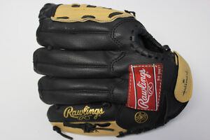 2 - 10 inch youth baseball gloves