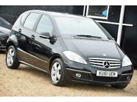2011 Mercedes-Benz A-CLASS 2.0 A180 CDI AVANTGARDE SE 5D 108 BHP + FREE DELIVERY