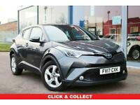 2017 Toyota CHR 1.8 ICON 5d 122 BHP Hatchback Automatic