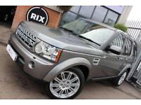 2011 11 LAND ROVER DISCOVERY 3.0 4 SDV6 HSE 5D AUTO 245 BHP DIESEL