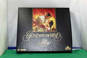 VHS GONE WITH THE WIND 50th anniversary addition  1989 Kingston Kingston Area image 8