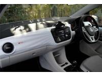 2017 Volkswagen UP beats 1.0 90 PS TSI 5-speed Manual 5 Door Petrol white Manual