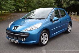 Peugeot 207 1.4 16V SPORT - 6 MONTHS WARRANTY (blue) 2008