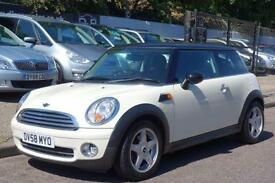 2008 58 MINI HATCH COOPER 1.6 COOPER 3D 118 BHP