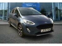 2020 Ford Fiesta 1.0 EcoBoost Hybrid mHEV 125 Active X Edition 5dr Manual Hatchb