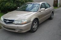 2002 Acura TL Berline Longueuil / South Shore Greater Montréal Preview