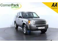 2009 LAND ROVER DISCOVERY 3 TDV6 GS SUV DIESEL