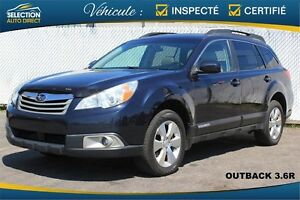 Subaru Outback 4dr Wgn H6 Auto 3.6R Limited 2012