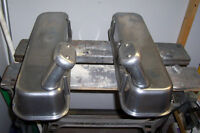 BBC CHROME VALVE COVERS