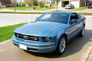 2006 Ford Mustang Coupe, V6 Pony Package