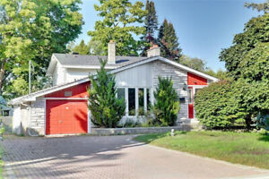 Affordable single home on large lot! A great chance to renovate