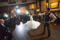 $750 Wedding Photography or Wedding Videography