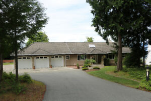 SNOWBIRDS- Qualicum Beach ocean-view house rental Jan-Apr/19