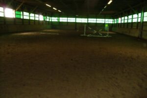 HORSE BOARD - QUITE AND PRIVATE BARN
