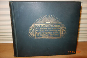 Our Land and Country: A Panorama of 400 Years American Progress