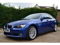 2009 BMW 3 SERIES 2.0 320D SE AUTO COUPE DIESEL