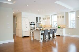 Luxury Penthouse Condo in the Heart of the Glebe - pvt terrace