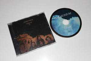 CD- HARMONIUM-L'HEPTADE XL-DISC 2-MUSIQUE/MUSIC (0C21)
