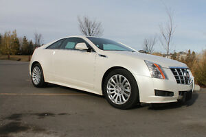 2012 Cadillac CTS Coupe AWD 3.6 V6 Mint!!!