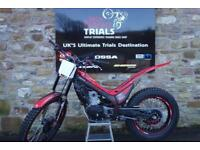 2017 MONTESA HONDA COTA 300RR **BRAND NEW** TRIALS BIKE