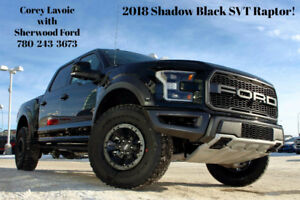 Available 2018 Ford Raptor- Drive it home TODAY!