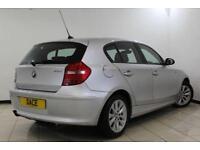 2008 08 BMW 1 SERIES 1.6 116I ES 5DR 114 BHP