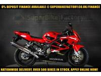 2001 Y HONDA CBR600F 600CC 0% DEPOSIT FINANCE AVAILABLE