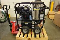 HOT WATER pressure washer~Top quality~3.5GPM@3000PSI~HONDA POWER