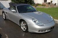 2002 Porsche Boxster Cabriolet