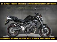 2008 08 YAMAHA FZ6 600CC 0% DEPOSIT FINANCE AVAILABLE