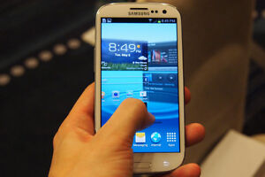 Samsung s3 Phone W/USB Charger FAST SALE! (ROGERS)