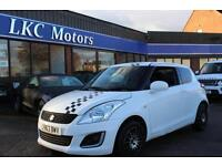 2013 SUZUKI SWIFT SZ2 HATCHBACK PETROL