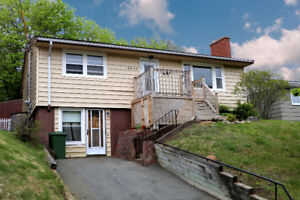 Three bedroom apartment, Top floor of house, North End Halifax