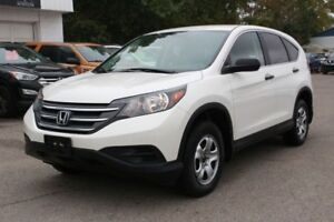 2013 Honda CR-V AWD LX