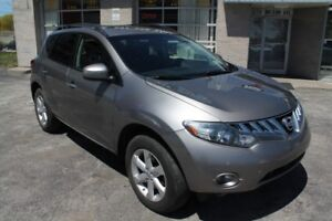 2010 Nissan Murano SL AWD, Heated seats, Backup-cam