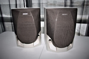 SONY SS-J15A | BOOKSHELF STEREO SPEAKERS