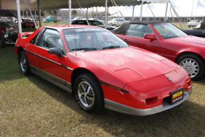 WANTED :  Pontiac Fiero with 3.8L supercharged
