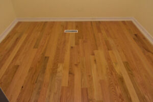 instal lHARDWOOD FLOOR THE CHEAPEST PRICE IN GTA