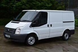 2.2 280 LR 5D AIR CON 125 BHP EURO 5 SWB FWD LOW ROOF TDCI DIESEL PANEL VAN 2013