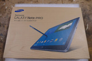 Samsung 12 inches tablet with stylus.Galaxy TabPRO SM-T900 32GB,