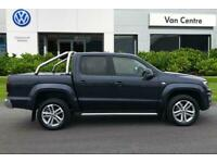 2017 Volkswagen Amarok Highline 224 PS 3.0 V6 TDI 8sp Automatic 4Motion Double C