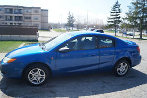 2004 Saturn ION Midlevel Coupe (2 door) Kitchener / Waterloo Kitchener Area image 2