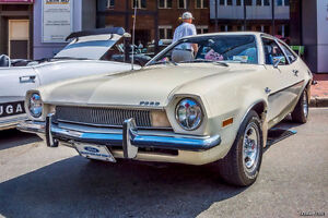New Images - Gorgeous - 1971 Ford Pinto