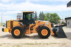 REDUCED 2014 Hyundai HL760-9A Loader with bkt and mat grapple