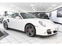 2010 10 PORSCHE 911 3.8 TURBO PDK GEN II 500 BHP