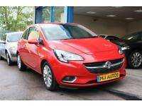 2015 65 VAUXHALL CORSA 1.4 SE ECOFLEX 3 DOOR RED