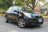 2008 Toyota Yaris RS Hatchback (plus two sets of tires)